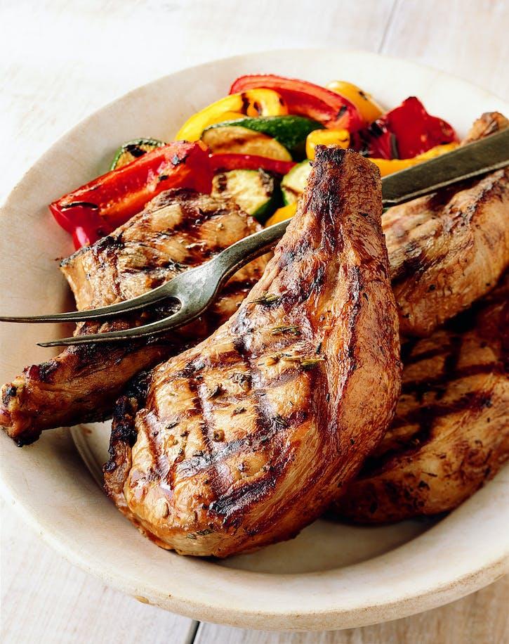 pork chop recipes weber grill Pantry Pork Chops