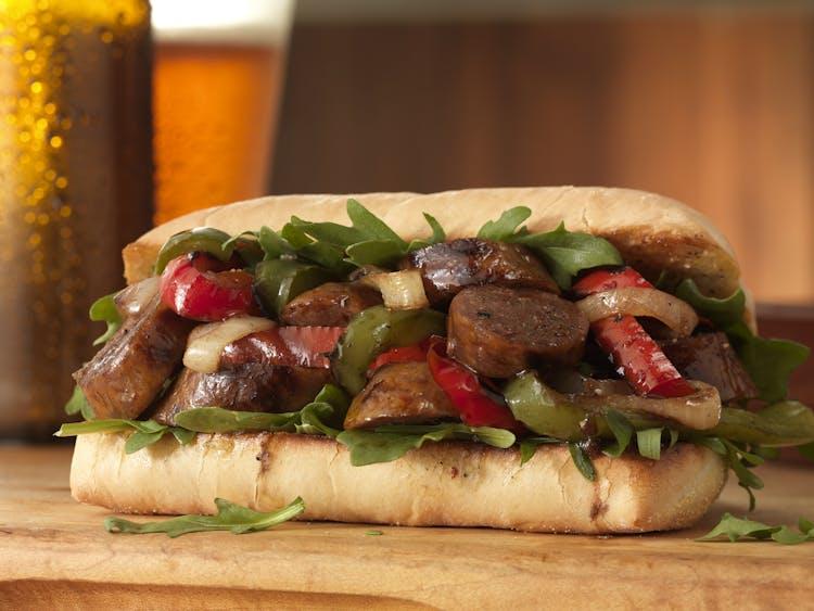 Italian Sausage And Pepper Sandwiches Pork Recipes