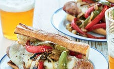 20171005172430 Italian Sausages With Peppers Onions And Provolone 960