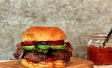 Chipotle Burger300