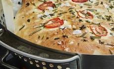Focaccia Bread 346X318