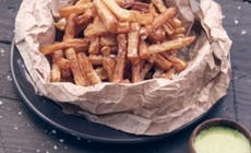 French Fries With Tarragon Mayonnaise 346X318