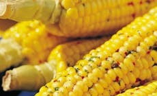 Grilled Sweetcorn With Lime Chilli Butter