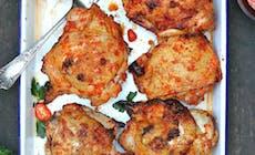Harissa Chicken 1