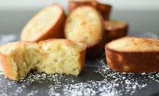 Pineapple Friands H3