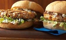 Rec Buffalo Chiken Burgery