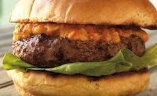 Rec Burger Batashek Feta Romesko