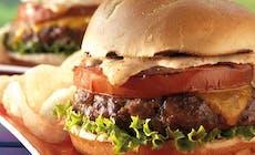 Rec Burger Chorizo Pomidor Chedder