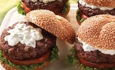 Rec Burger Iz Baraniny Dadziki