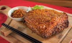 Sichuan Spiced Pork Belly 1