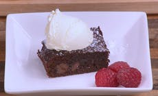 Weber Recipe 13 Chocolate Brownie