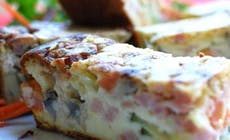 All In One Quiche