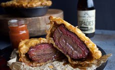 Beef Cheek And Porter Pies