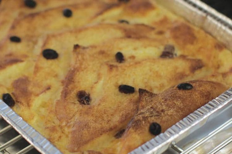 Traditional Bread And Butter Pudding