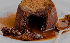 Chocolate Lava Cake 2