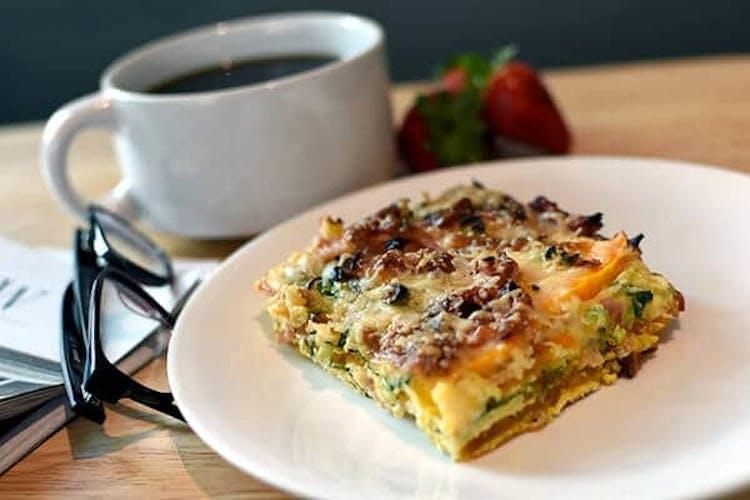 Breakfast Frittata Veggies Amp Fruit Recipes