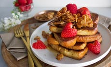 Maple Almond French Toast