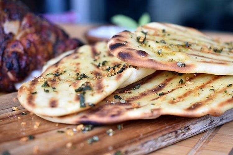 Weber Gas Grill Parts >> Naan Bread | Pizza & bread Recipes | Weber BBQ