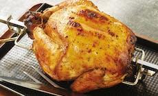 Rotisserie Buttermilk Chicken
