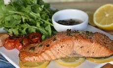 Smoked Salmon 1