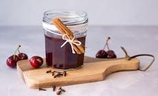 Spiced Cherry Glaze 2