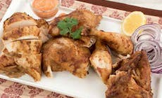 Spiced Roast Chicken 576X265