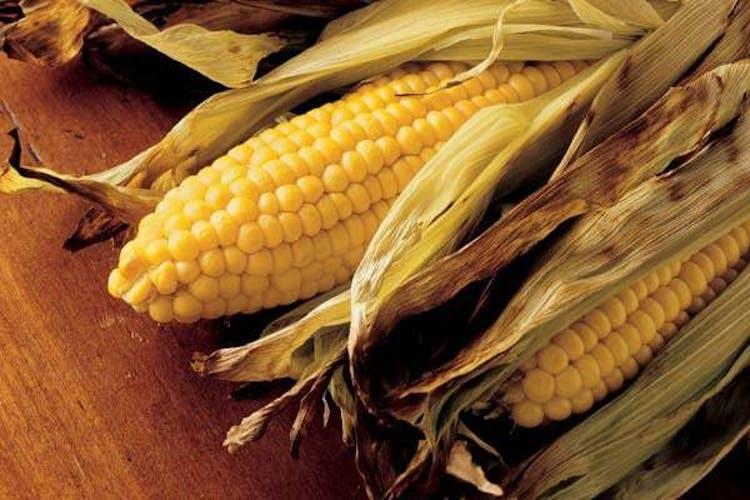 Sweet Corn In Husks Veggies Recipes Weber Bbq