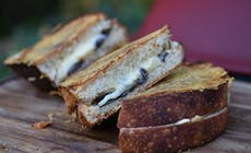 Ultimate Truffle Cheese Toastie