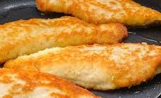 Veal Or Chicken Schnitzel
