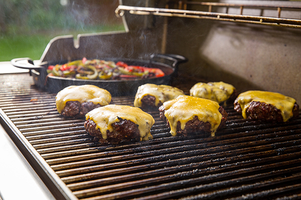 Cheeseburgers-on-a-Weber-Gas-Grill