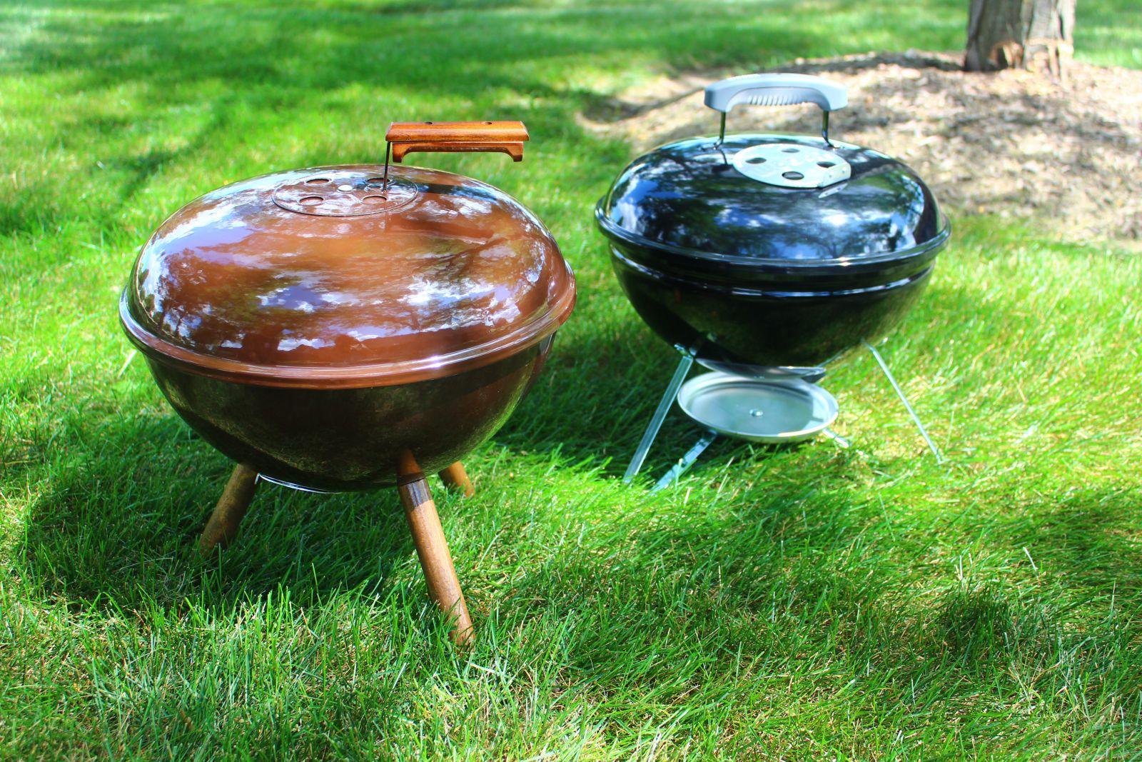 Weber Holzkohlegrill Smokey Joe : The history of the smokey joe behind the grill