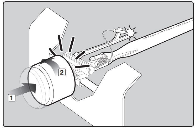 Summit-Control-Knob-Burner-Valve-Burner-Tube