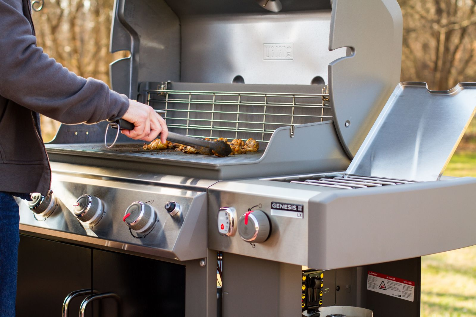 Elevation Chicken Wings Grilling Inspiration Weber Grills