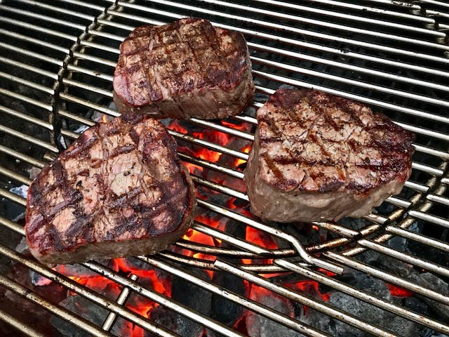 Grilled filet mignon steaks - filet mignon on the grill - Weber Grills Tips & Techniques Blog