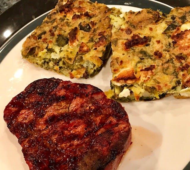 Fully grilled filet mignon steak - grilling filet mignon - Weber Grills Tips & Techniques Blog