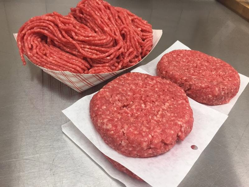 Burgers for 4th of July BBQ grilling