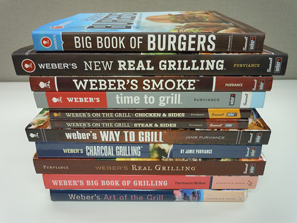 Webers Big Book of Grilling
