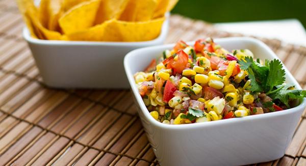Grilled-Mango-Corn-Salsa