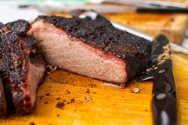 Low and Slow Smoked Brisket - 10 charcoal grill recipes – Weber Grills
