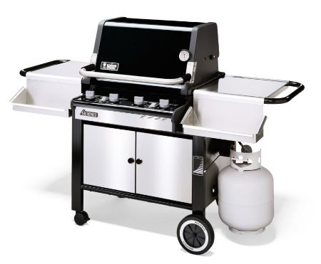 Weber Bbq Side Table.The Evolution Of The Gas Grill Behind The Grill