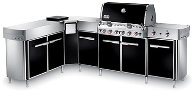 Superior By 2011, We Created The Summit Grill Centers For Those Who Wanted The  Extreme Outdoor Kitchen. You Could Get The Grill Center Model, Or Get The  Social Area ...