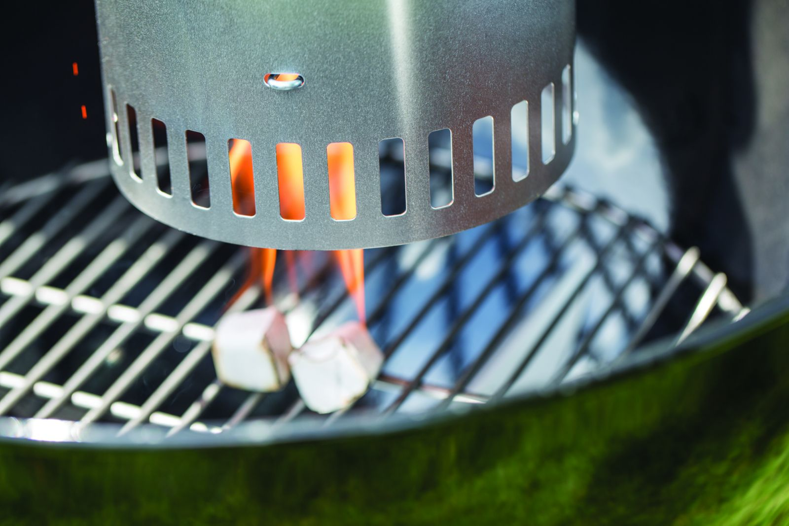 Lighter Fluid No Way Burning Questions Weber Grills