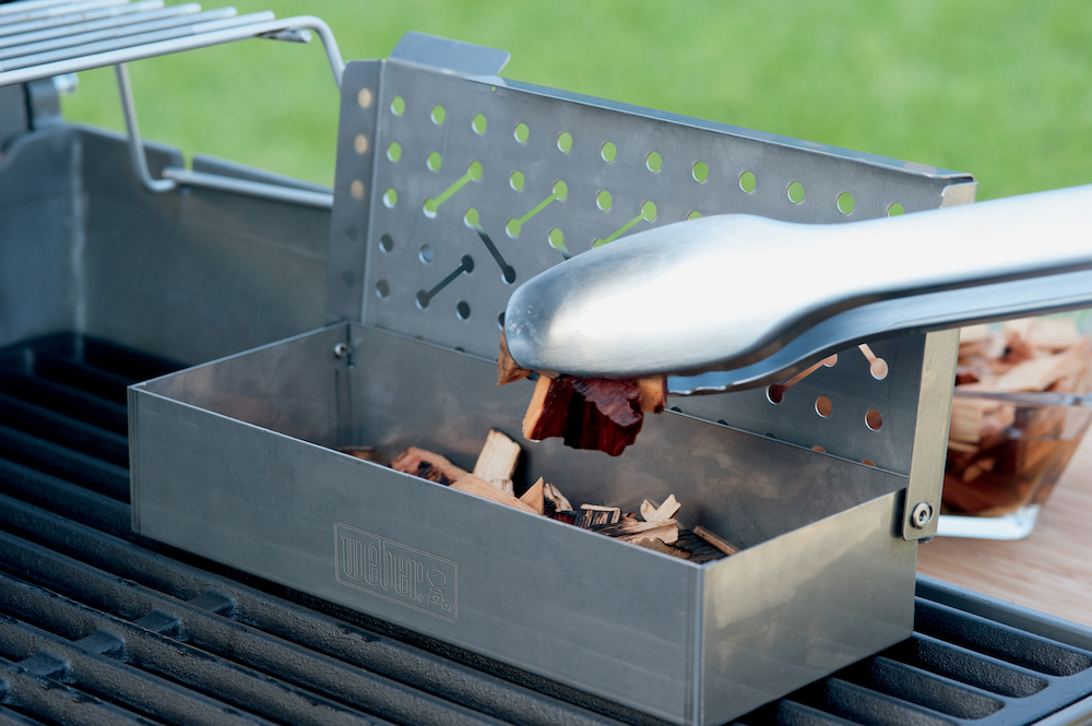 How To Smoke On A Gas Grill Tips Techniques Weber Grills